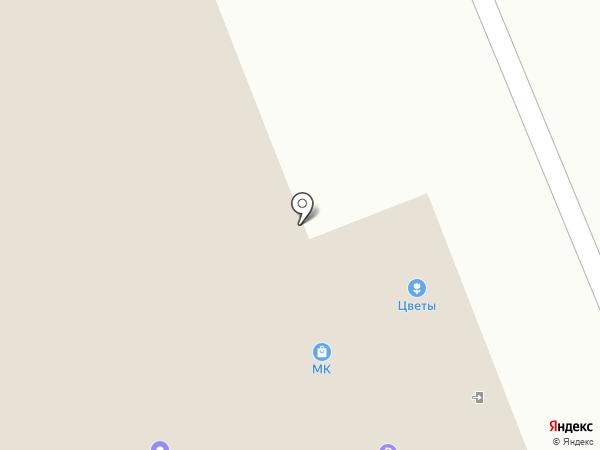 Катюша на карте Пирогово
