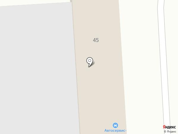 ВилГУД на карте Ижевска