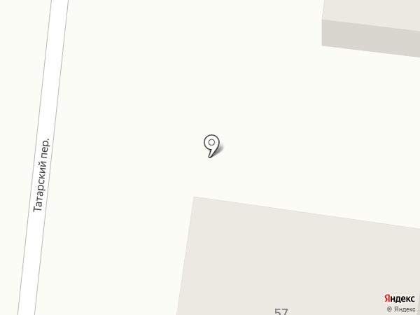 Имамова Г.А. на карте Ижевска