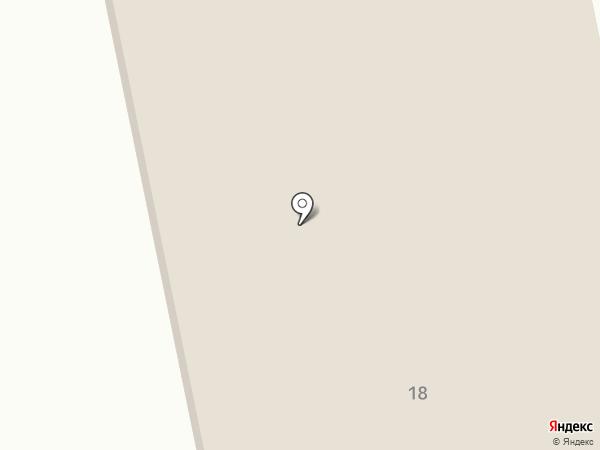 Танграм на карте Пирогово