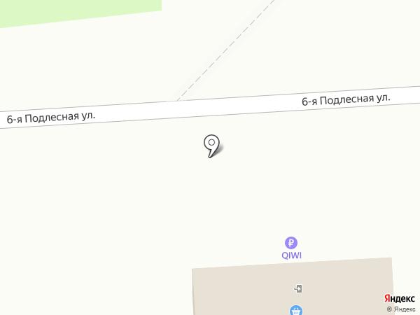 RADKECAPS на карте Ижевска