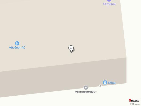 Абакан-Экспресс на карте Ижевска