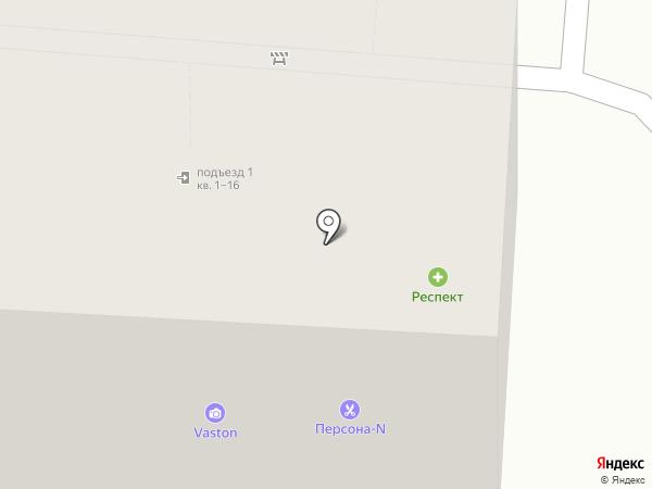 Стандарт-М на карте Ижевска