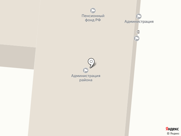 Администрация Ленинского района на карте Ижевска