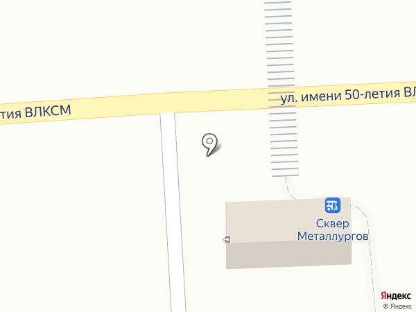 Хлебница на карте Ижевска