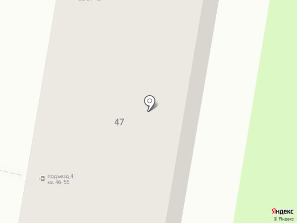 Лекс на карте Ижевска