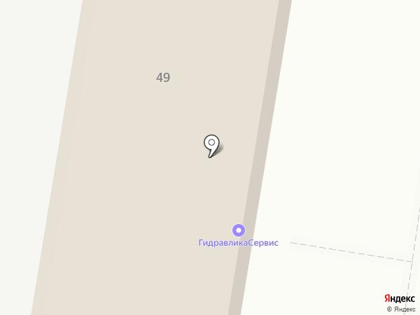 Проформат на карте Ижевска