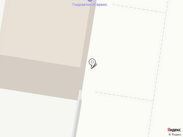 Гидравлика Сервис на карте Ижевска
