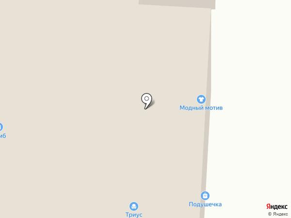 РусМастер на карте Ижевска