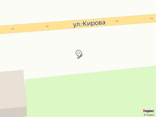 Цветочный домик на карте Ижевска