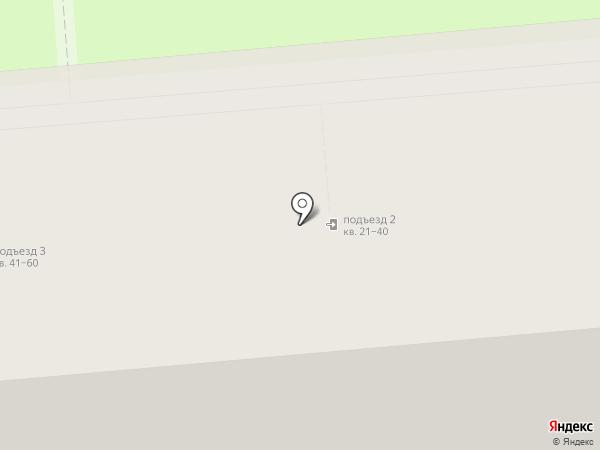 ИжАльфаСтрой на карте Ижевска
