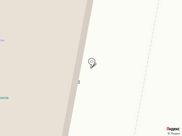 Александра на карте Ижевска