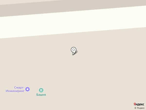 Центр научно-технического творчества на карте Ижевска