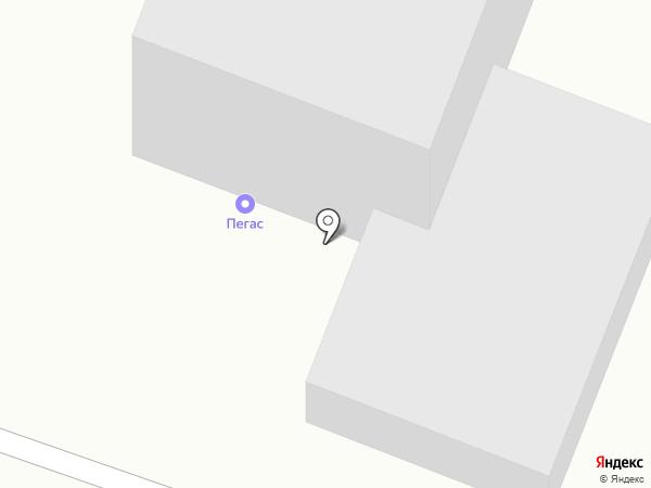Торговый дом Пегас на карте Ижевска