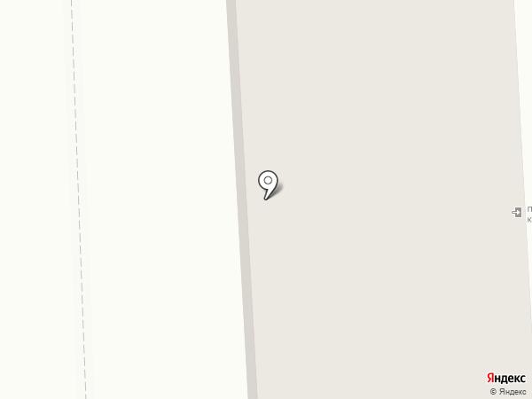 КРОШ на карте Ижевска