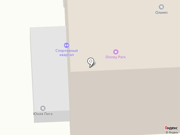 DISNEY PARK на карте Ижевска