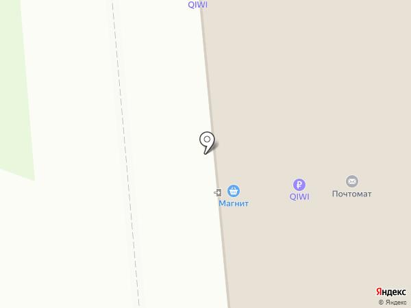 Барбара на карте Ижевска