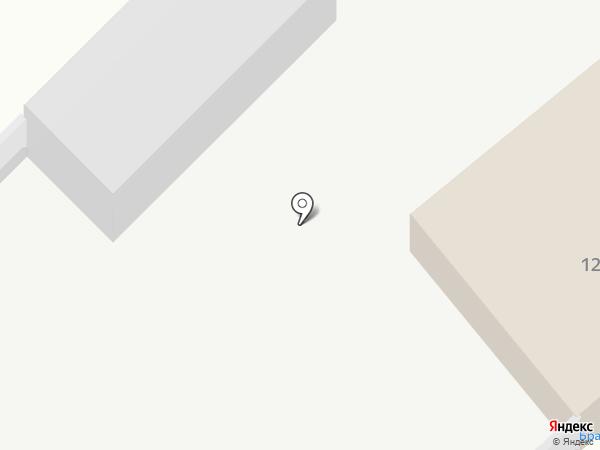 Рулевой на карте Ижевска