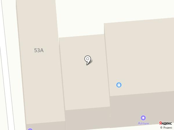 Голд Авто на карте Ижевска