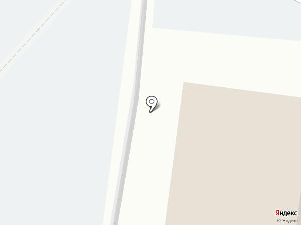 Донвард-ГС на карте Ижевска