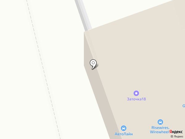 Ижантисептик на карте Ижевска