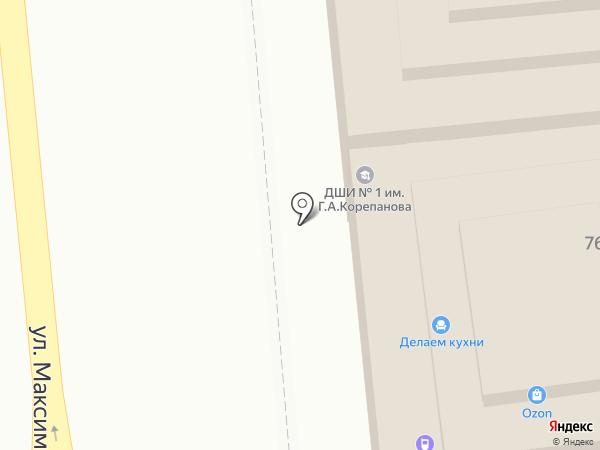 Ай-Феникс на карте Ижевска