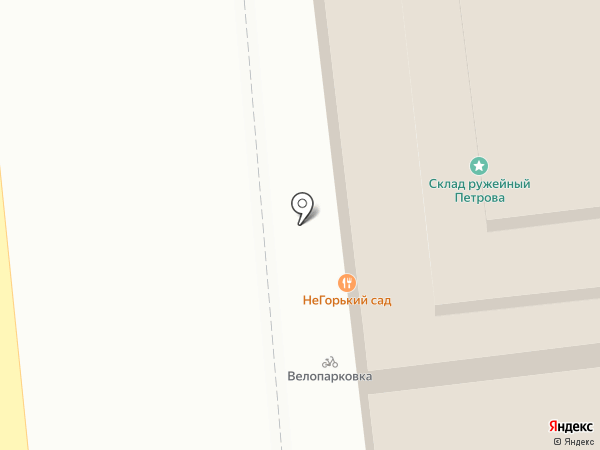 Pasta на карте Ижевска