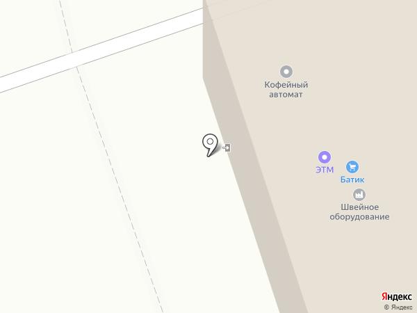 Малышок на карте Ижевска