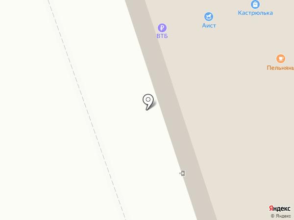 Спорттренер на карте Ижевска