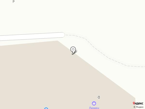 RiM на карте Ижевска