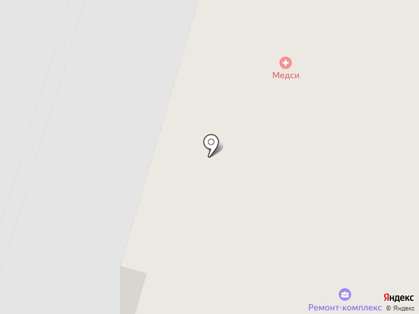АСПЭК-Медцентр на карте Ижевска