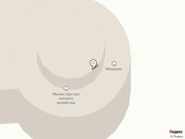 Министерство лесного хозяйства Удмуртской Республики на карте Ижевска