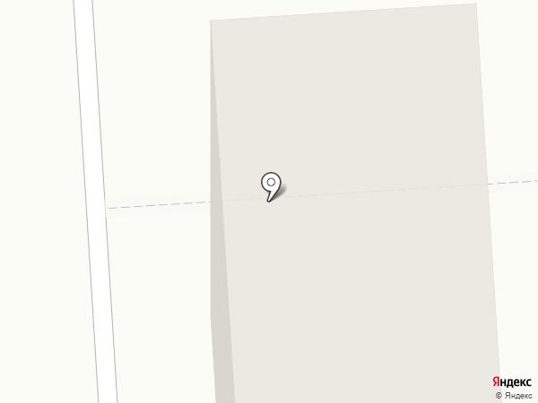 Золушка на карте Ижевска