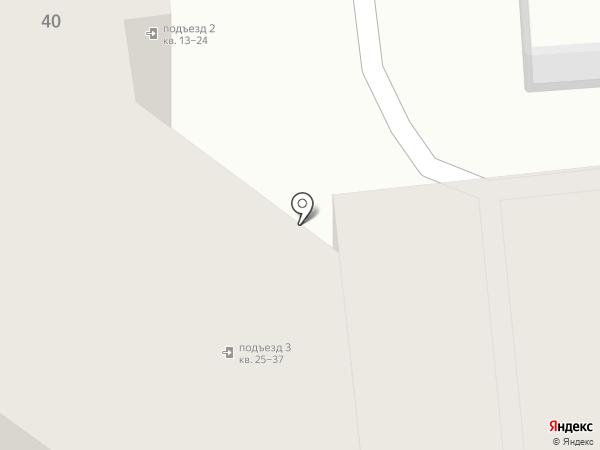 Самородок на карте Ижевска