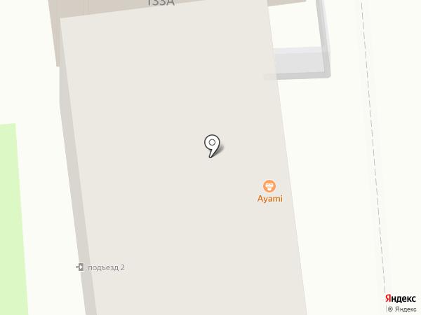 Феникс на карте Ижевска