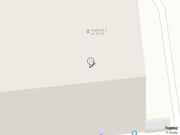 Юнитэк на карте Ижевска