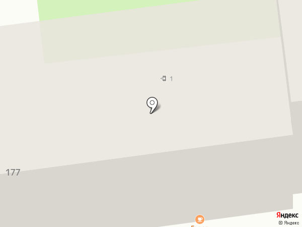 Донер-Сити на карте Ижевска