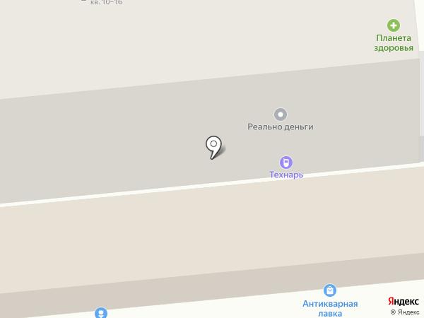 Магазин цветов на карте Ижевска