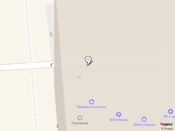 ПромКонсалтинг на карте Ижевска