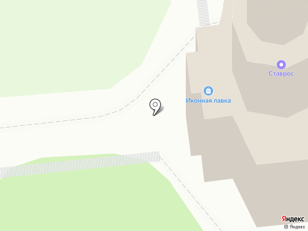 Храм Казанской Божьей Матери на карте Ижевска