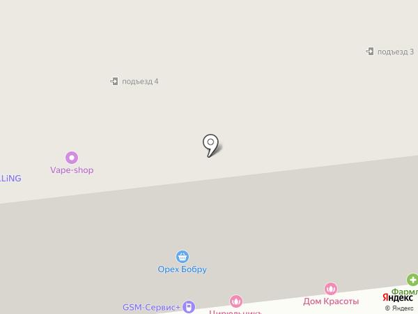 Фармленд на карте Ижевска