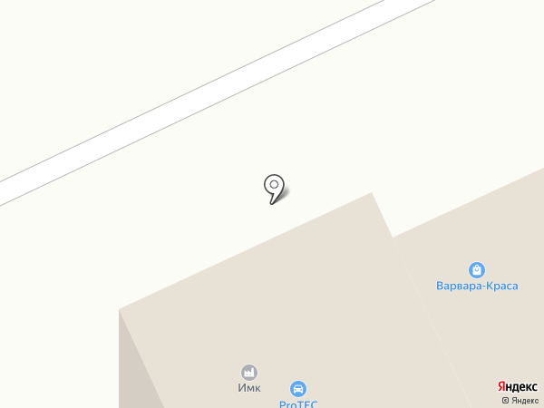 Иждоставка на карте Ижевска