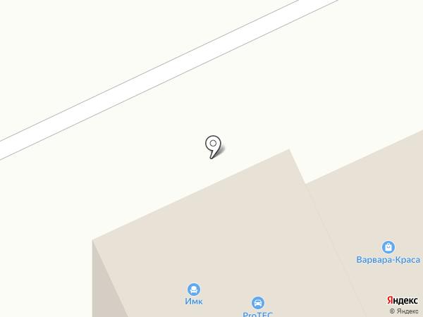 ТРАК на карте Ижевска