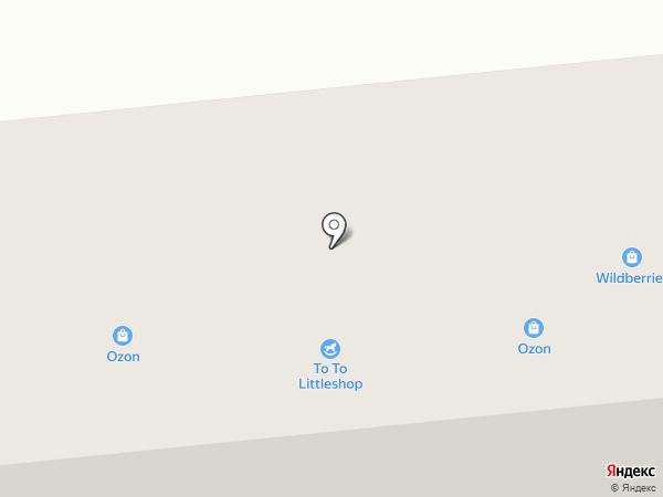 Фотобукля на карте Ижевска