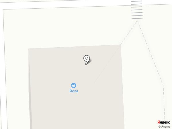 Продуктовый магазин на карте Ижевска