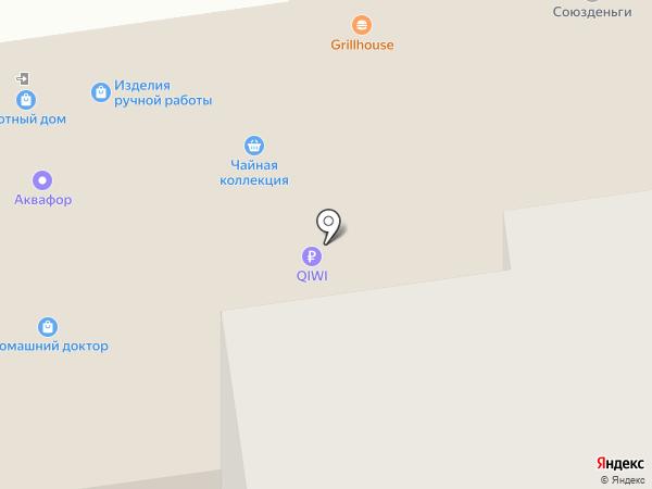 Электролэнд на карте Ижевска