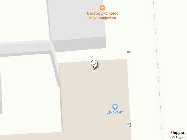 Богдан на карте Ижевска