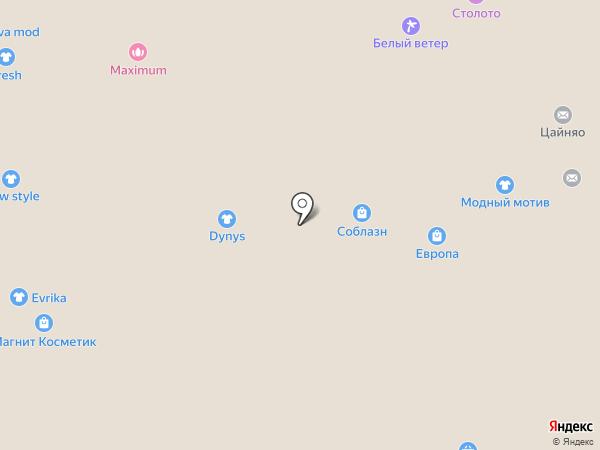 Triumph на карте Ижевска
