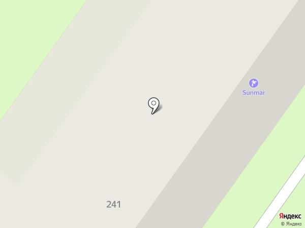 Визитка18 на карте Ижевска