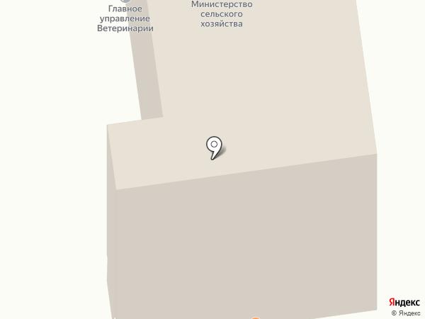 Столовая на карте Ижевска